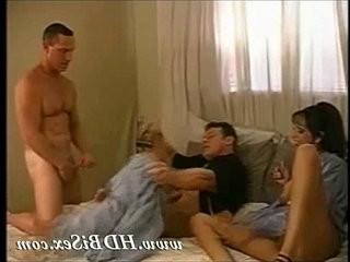 xxx Bi Threesome sex with hot Florence
