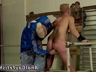 Young emo guys porn queer army man having lovemaking movie Chained to the