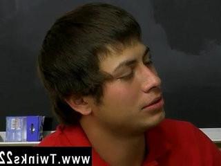 Cut gay college dick movies Timo Garrett gives his teacher Julian