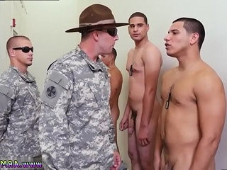Cartoon military gay suckjob meanwhile our plumb sergeant was taking