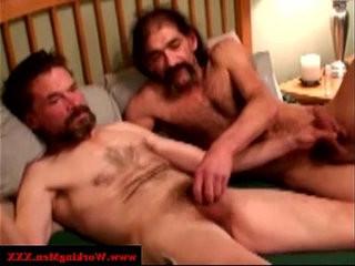 Mature gay dudes up close nudebacking