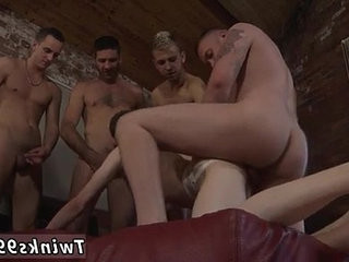 Gay video James Gets His Sold Hole packed!