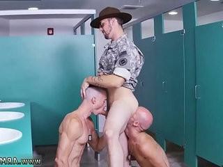 Military hunks fucked movietures gay Good Anal Training