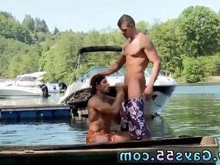 Emo blonde boys dirty fucking gay porn first time Two Dudes Have Anal hook-up