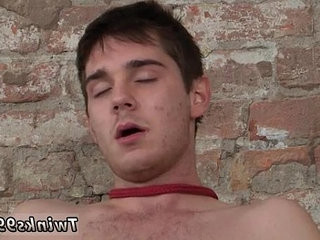 Gay bondage galleries Eventually he cant stop his boner from