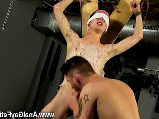 lovemakingiest gay dudess hooter-slings and subjugation for sale Reece is the unwilling