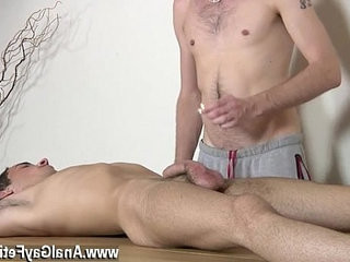 Foreskin youthful boys movietures gay Brit youthful boy Oli Jay is corded down to