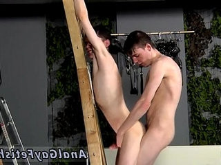 Very good boys free homo hookup Victim Aaron gets a whipping, then gets