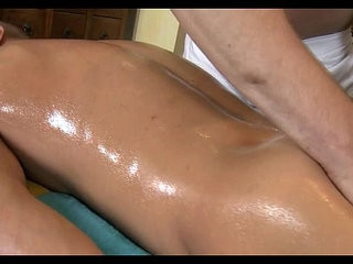 Explicit and skinly massage