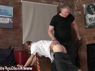 youthful man sex Spanking The Schoolboy Jacob Daniels