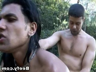 Beefy Outdoor Sex