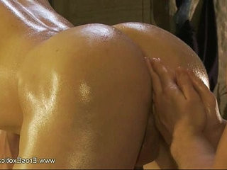 Intimate Erotic Anal Massage For Him